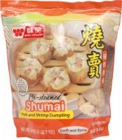 Wei-Chuan Pre-Steamed Shumai Pork & Shrimp Dumplings