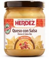 Herdez Queso con Salsa Dip