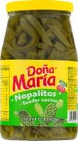 Dona Maria Tender Cactus Nopalitos - 15 oz