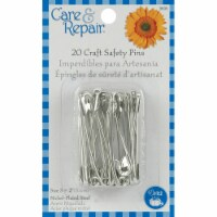 Dritz Care & Repair Craft Safety Pins 20/Pkg-Size 3 - 1