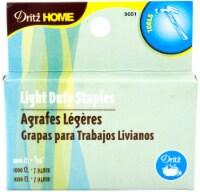Dritz Home Light Duty Refill Staples 5/16  1000/Pkg- - 1