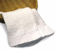 Everyday Living® White Utility Cloths - 6 pk