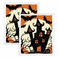 RITZ Spooky House Swedish Dishcloths