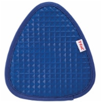 T-Fal Waffle Silicone Pot Holder Blue - 1 each
