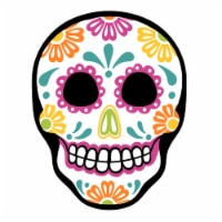 RITZ Sugar Skull Novelty Pot Holder
