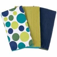RITZ® 60017 3PC Soap & Water Microfiber Towels 16x19 PRINTED COOL - 1 pack of 3