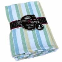 RITZ® 15004 Soap & Water Basketweave Casserole 2 Pk Towel - 1 pack of 2