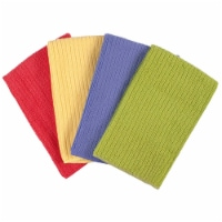 RITZ® 90056 4PK Soap & Water Microfiber All-Purpose Towels Bright - 1 pack of 4