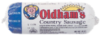 Oldham's Medium Country Sausage Roll