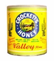 Crockett's Valley Honey