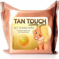 Tan Touch Sunless Bronze Self Tanning (20-piece Towelettes) - 1 unit