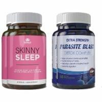 Skinny Sleep and Parasite Blast Combo Pack - 1 unit