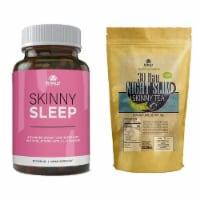 Skinny Sleep and Night Slim Skinny Tea Combo Pack - 1 unit