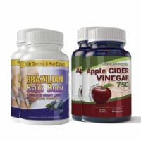 Apple Cider and Brazilian Belly Burn Combo Pack - 1 unit