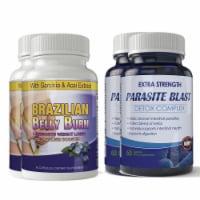 Brazilian Belly Burn and Parasite Blast Combo Pack - 1 unit