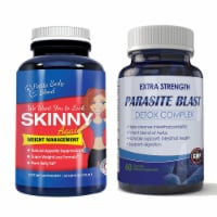 Skinny Again and Parasite Blast Combo Pack - 1 unit