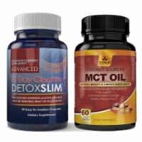 15-day Detox Sllim and MCT oil Combo Pack - 1 unit