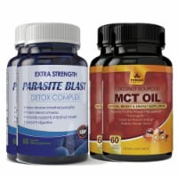 Parasite Blast and MCT oil Combo Pack - 1 unit