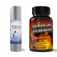 7Hour Men Power and Rock Hard Combo Pack