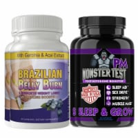 Brazilian Belly Burn and Monster PM Combo Pack - 1 unit