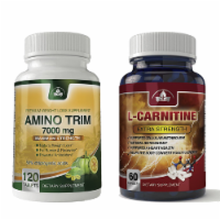 Amino Trim and L-Carnitine Combo Pack - 1 unit