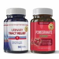 Urinary Tract Relief and Pomegranate Extract Combo Pack