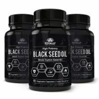 Black Cumin Seed Oil (60 veggie capsules) - 1 unit