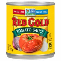 Red Gold Tomato Sauce - 8 oz