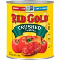 Red Gold Crushed Tomatoes - 28 oz