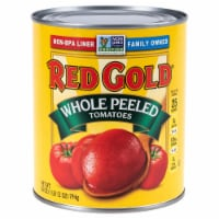 Red Gold Whole Peeled Tomatoes - 28 oz