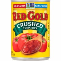 Red Gold Crushed Tomatoes - 15 oz