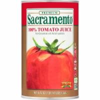 Sacramento 100% Tomato Juice