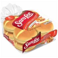 Sara Lee Sweet Hawaiian Sandwich Buns
