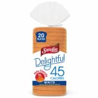 Sara Lee Delightful White Whole Grain Bread