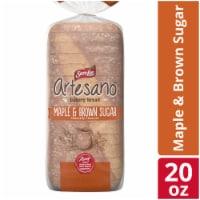 Sara Lee® Artesano™ Maple & Brown Sugar Bread - 20 oz
