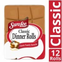 Sara Lee White Dinner Rolls - 12 ct / 17 oz