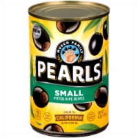 Pearls® Small Pitted California Ripe Olives - 6 oz