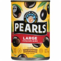 Pearls Large Pitted California Ripe Olives