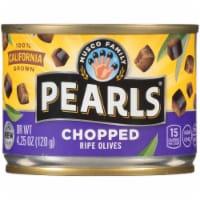 Pearls Chopped Black Ripe Olives - 4.25 oz