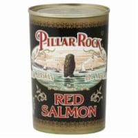 Pillar Rock Wild Alaskan Red Salmon - 14.75 oz
