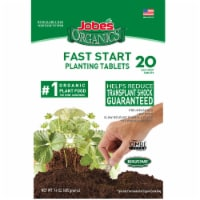 Jobe's Organics Fast Start Planting Tablets