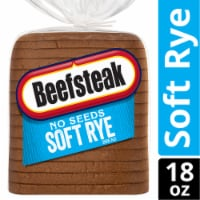 Beefsteak No Seeds Soft Rye Bread