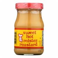 Mister Mustard Sweet Hot Mustard