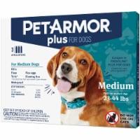PetArmor Plus Medium Dog Flea & Tick Squeeze-On Applications