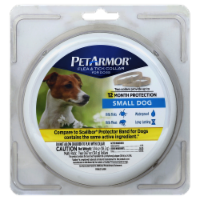 Pet Armor Flea & Tick Small Dog Collars