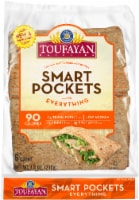 Toufayan Everything Smart Pockets 6 Count