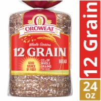 Oroweat Whole Grains 12 Grain Bread