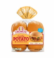 Oroweat Country Potato Sandwich Buns 8 Count