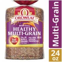 Oroweat Whole Grains Healthy Multi-Grain Bread - 24 oz