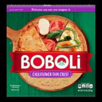 Boboli Cauliflower Thin Pizza Crust - 12 in